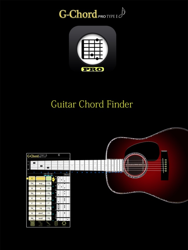 G Chord Pro On The App Store