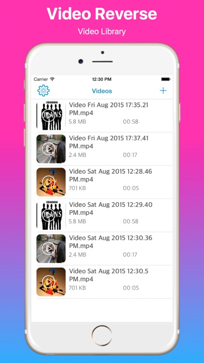 Video Reverse Pro