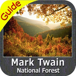 Mark Twain National Forest - GPS Map Navigator