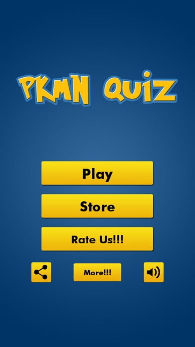 Anime TV Series Characters Trivia Quiz of Pokemon Edition Games for iPhone Free-1