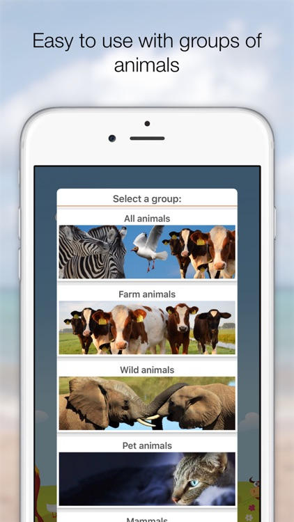 Animal Sounds : 140+ Amazing images and sounds of animals screenshot-3