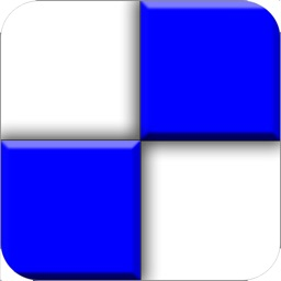 Blue Piano Tiles - Don't Tap The White Tile and free trivia games