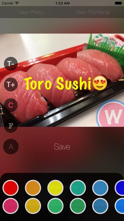 Watermarkable - Add Watermark, Emoji to Photos Or Merge Photos