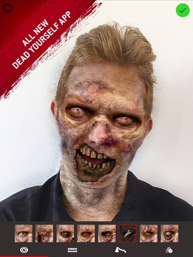 The Walking Dead:Dead Yourself Capture d'écran