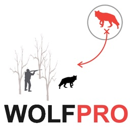 Wolf Hunting Planner for Predator & Big Game Hunting -- ad free