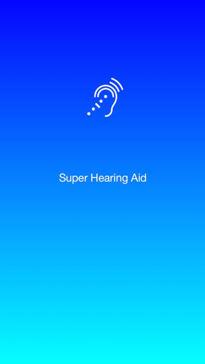 Super Hearing Aid Pro - audio enhancer