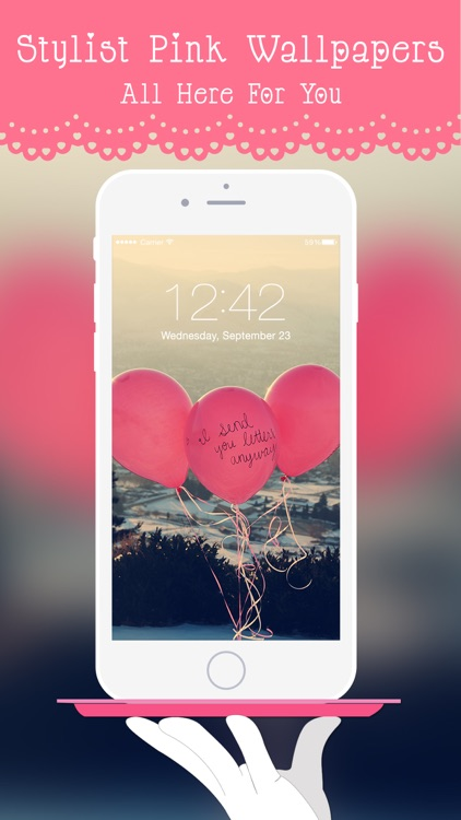 Stylish Pink Live Wallpapers & Backgrounds – HD quality Girly Theme Lock Screen Wallpaper