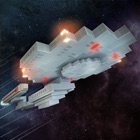 Blocky Odyssey   Space Ship Exploration Trek (Free Game) icon