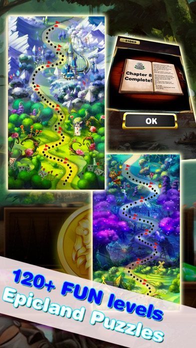 Gem Quest - Jewel Games Puzzle screenshot two
