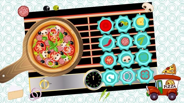 Pizza Maker - Italian Cooking game screenshot-4