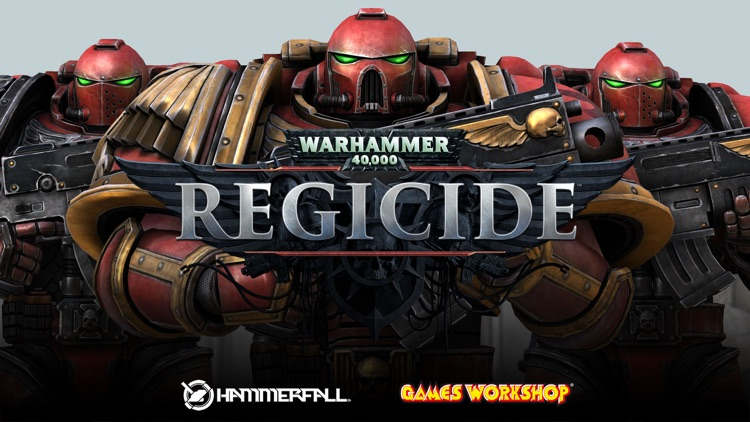 Warhammer 40,000: Regicide screenshot-0