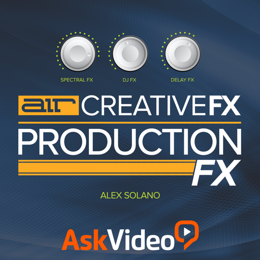 Mixing Course for AIR Creative FX