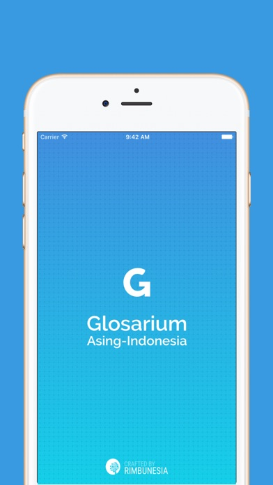 Glosarium istilah Asing - Indonesia