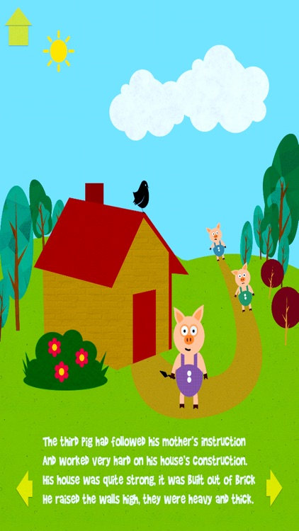Nursery Rhymes: The Three Little Pigs