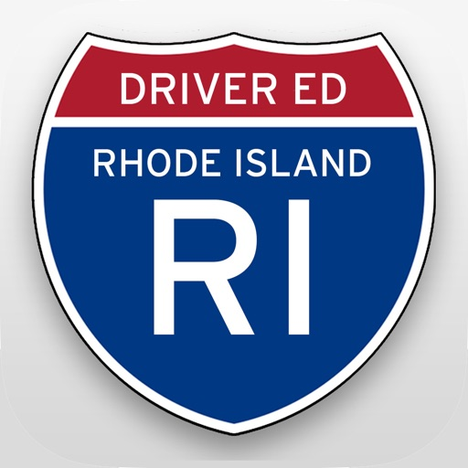 Rhode Island DMV Driver License Reviewer