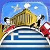 希腊语字典 - 带有抽认卡和母语发音的免费离线短语手册