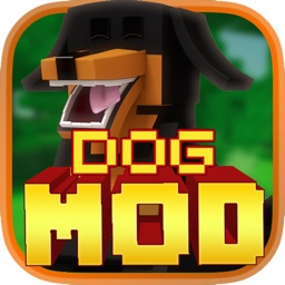 Dogs Mod For Minecraft Game PC Pocket Guide Edition