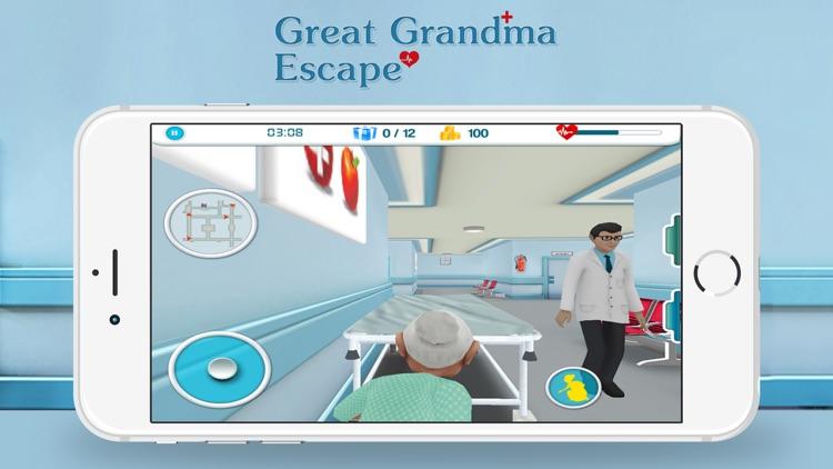 GGX- Great Grandma Escape
