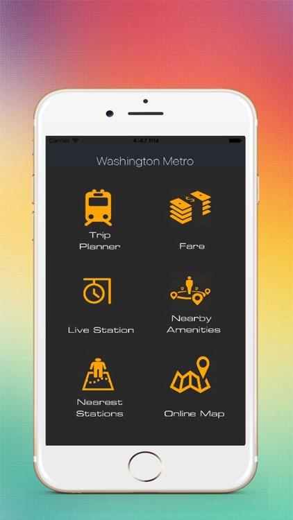 Dc Metro Planner Wmata By Bipin Dhingra