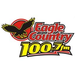 100.7 Eagle Country KHOK