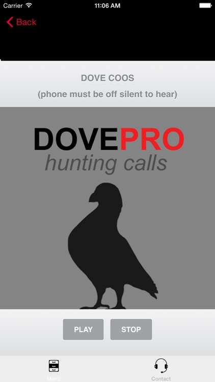 REAL Dove Sounds and Dove Calls for Bird Hunting! screenshot-1