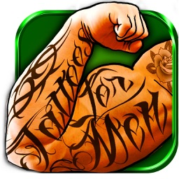 Tattoo Designs Photo Editor – Virtual Body Art and Tattoo Ideas with Cool Camera Stickers Free