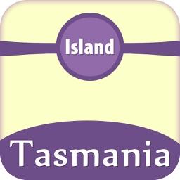 Tasmania Island Offline Map Travel Guide