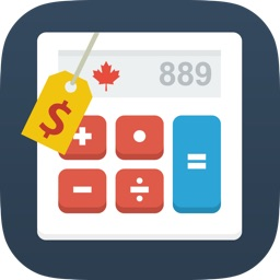 Canadian Sales Tax Calculator +