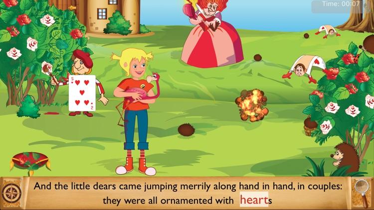 Alice in Wonderland - Hidden Objects for kids screenshot-4