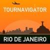 Rio de Janeiro – advanced tourist guide & offline map – Tournavigator