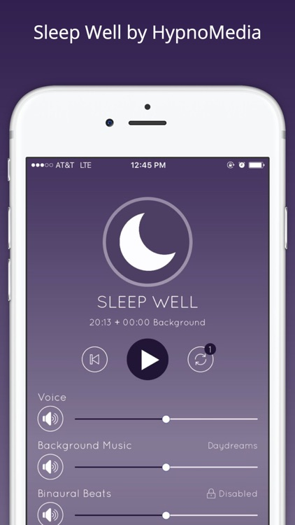 Sleep Well & Relaxation - LITE
