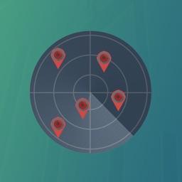 Radar - Find Location for Pokémon GO