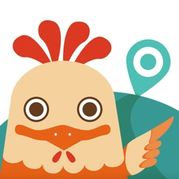 指路鸡-室内地图导航专家(商场导览、逛街神器、停车寻车)