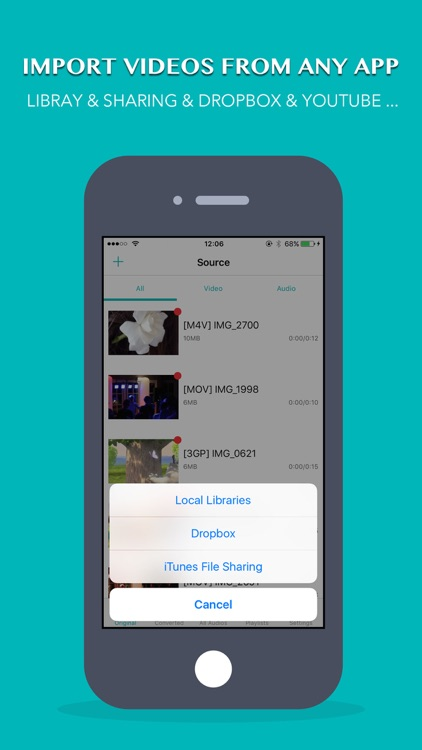 VideoMP3 - Convert Video To MP3(MP3 Extractor and Best Music Player)