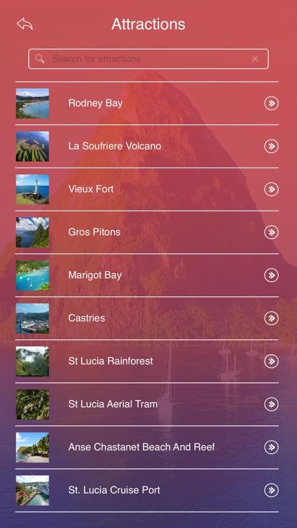 Tourism Saint Lucia