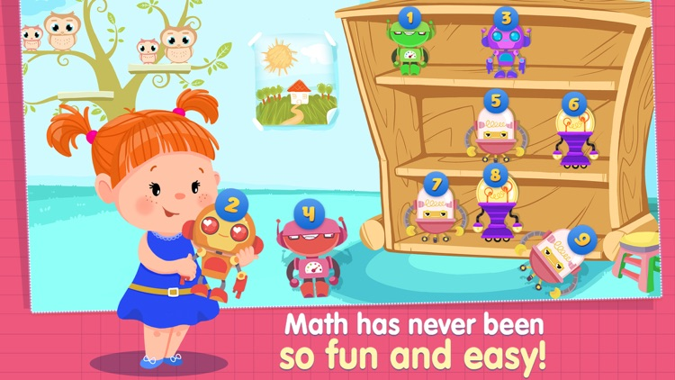 Izzie's Math - Fun Games for Kids 5-8 screenshot-4