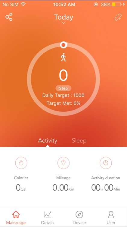 Veryfit for heart rate screenshot-0