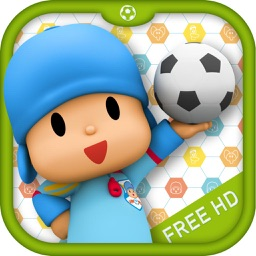 Talking Pocoyo Football HD Free