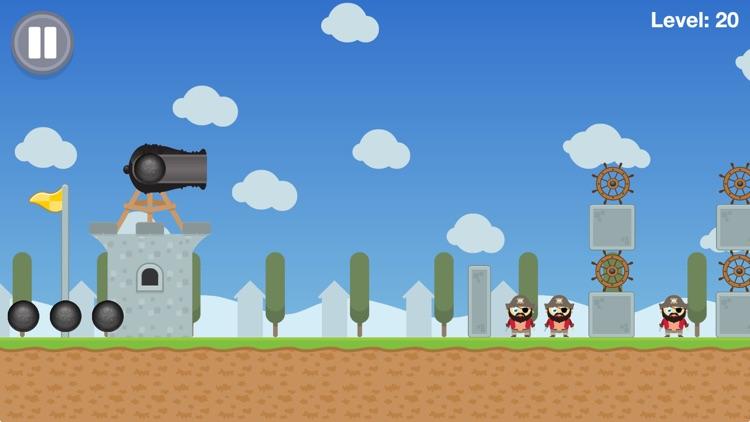 Eye Patch Clash Game screenshot-3