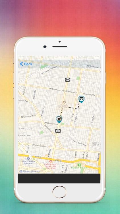 Philadelphia Transit (SEPTA) screenshot-4