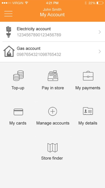 E (Gas & Electricity) screenshot-2