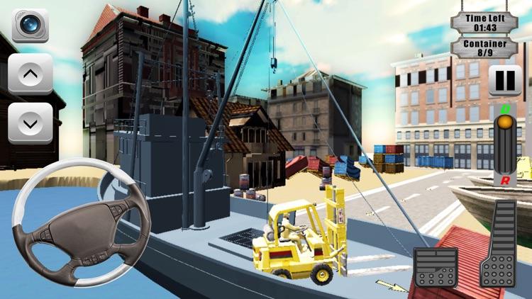 Forklift Simulator 2016