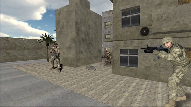 Urban Commando Counter Attack