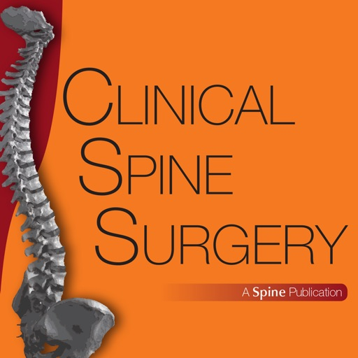 Clinical Spine Surgery: A Spine Publication