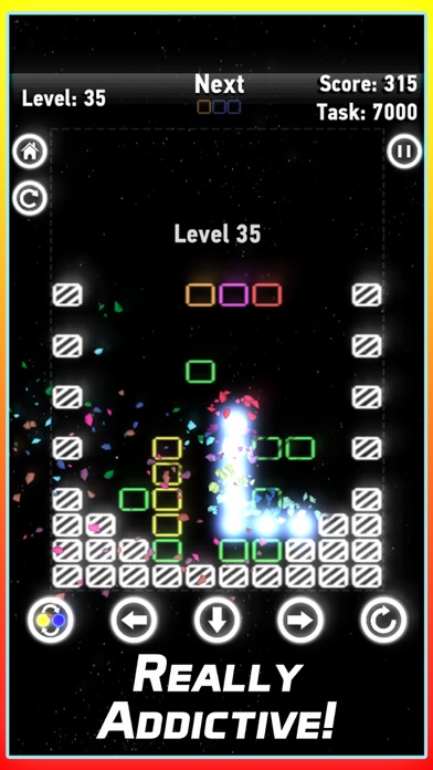 点击获取Glow Block - Neon Blocks Game