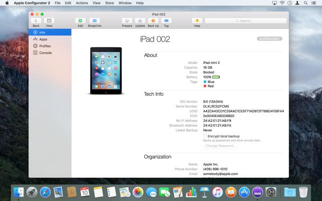 Apple configurator 2 on the mac app store apple configurator 2 on the mac app store malvernweather Images