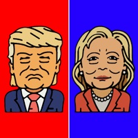 Codes for Trump vs Hillary - Presidential Race Hack