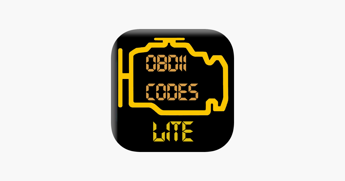 OBDII Trouble Codes Lite - car diagnostic database on the