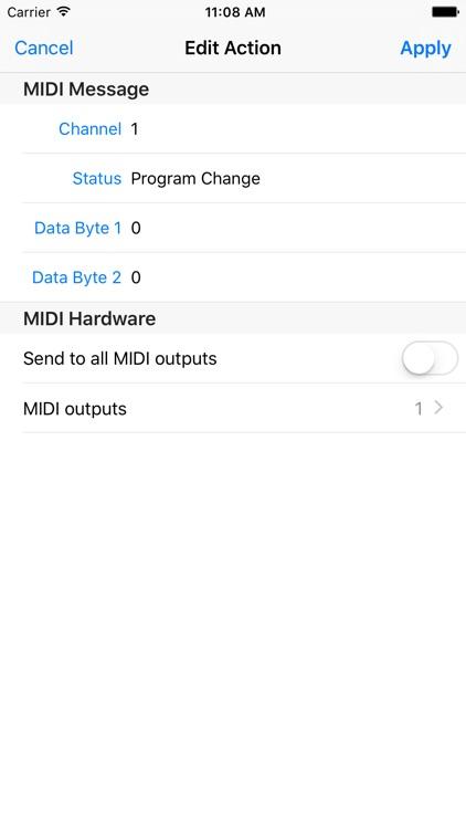 MIDI Macros screenshot-3