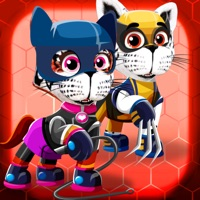 Codes for Super Hero Cat and Dog Guards Creator - Go Dress Up Superhero Pet Games for Free Hack